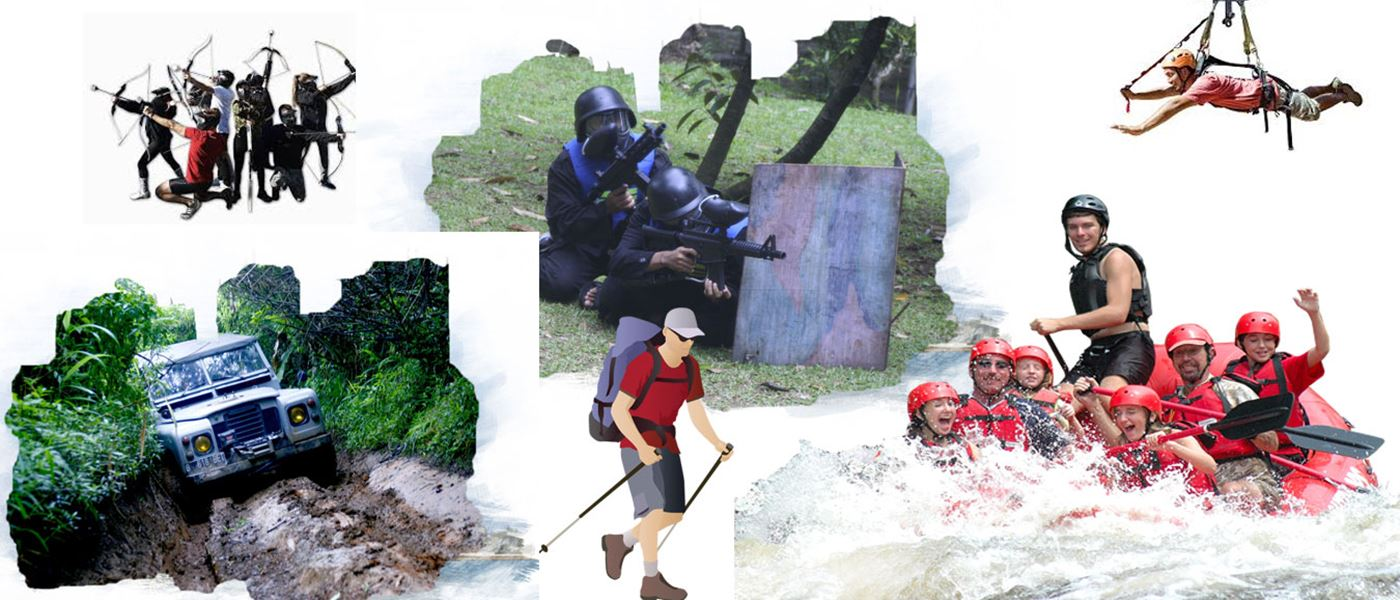 Paket Outbound Murah, Outbound Training Jakarta, Rafting Murah Bogor, Outbound Rafting Sukabumi