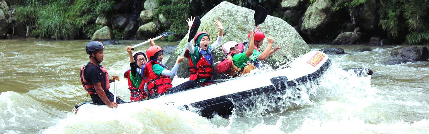 Paket Outbound Murah, Outbound Training Jakarta, Rafting Murah Bogor, Outbound Rafting Sukabumi